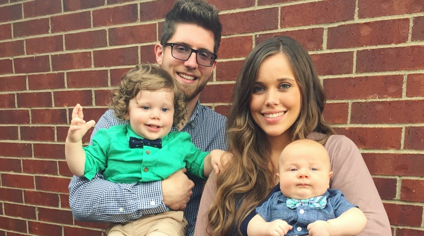 Birth of Jessa Duggar and Ben Seewald's baby son Henry features on Counting On
