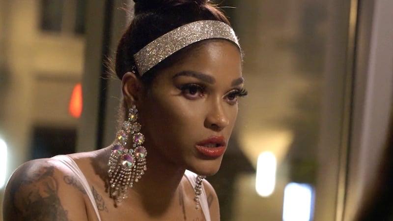 Joseline Hernandez brands Stevie J's daughter Savannah 'hoe' after our story