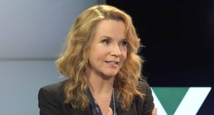 Lea Thompson on the 'embarrassing' stories behind new movie The Year of Spectacular Men
