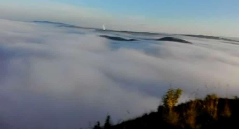 Menengai Crater on Josh Gates' Destination Truth