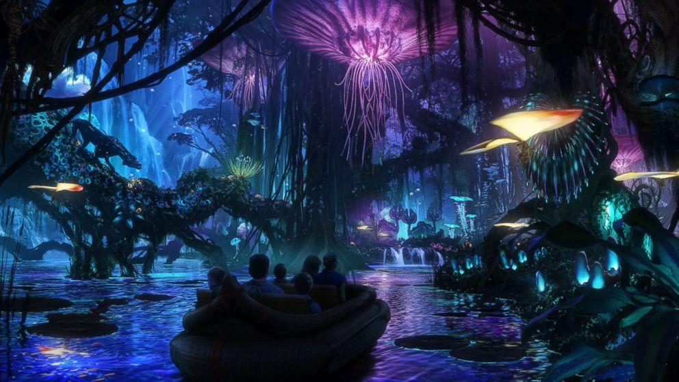 See inside Pandora – The World of Avatar at Disney's Animal Kingdom on Animal Planet