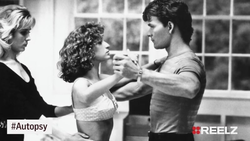 A still of Patrick Swayze in Dirty Dancing on Autopsy: The Last Hours Of...