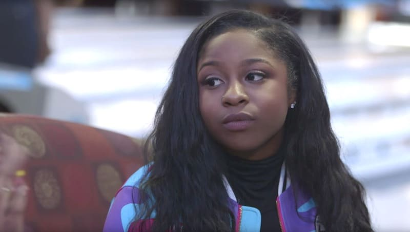 Close-up of Reginae Carter on Growing Up Hip Hop: Atlanta