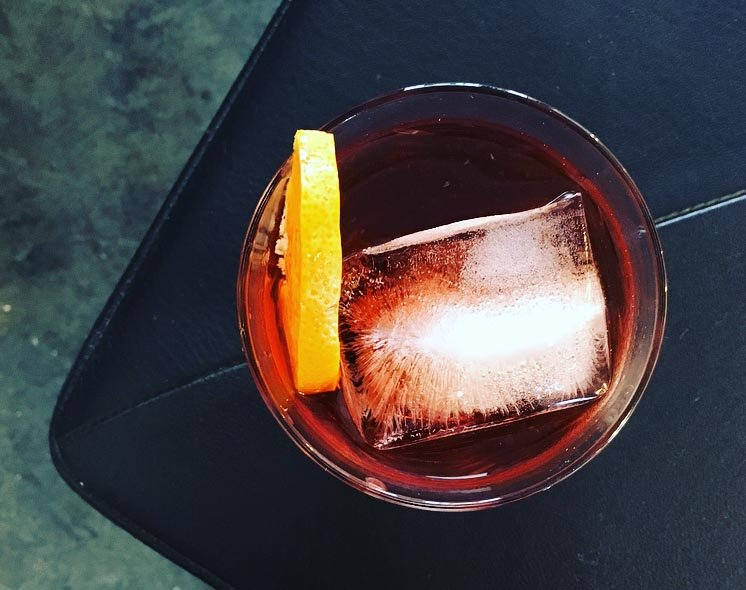 Picture of a Sailor's Negroni