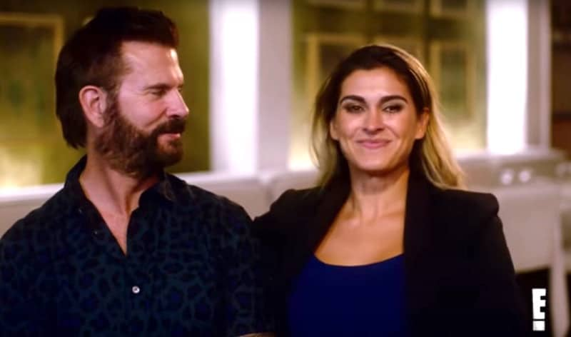 Lorenzo Lamas and Shawna Craig on Second Wives Club