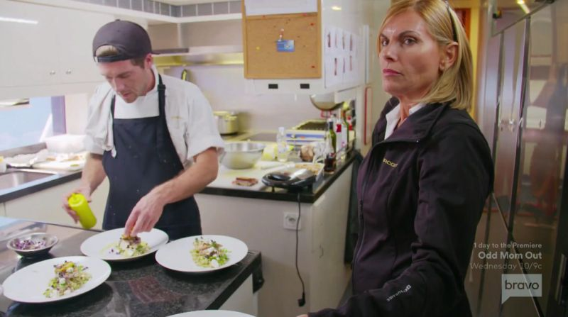 Below Deck Mediterranean recap: The Captain Sandy has her eye on Chef Adam edition