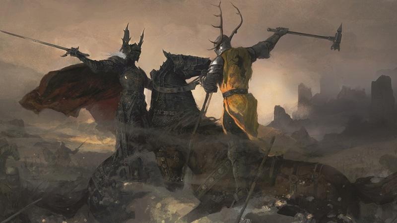 Rhaegar v. Robert in Game of Thrones