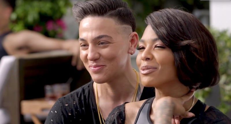 Who is AD Diggs, Moniece Slaughter's girlfriend on Love & Hip Hop Hollywood?