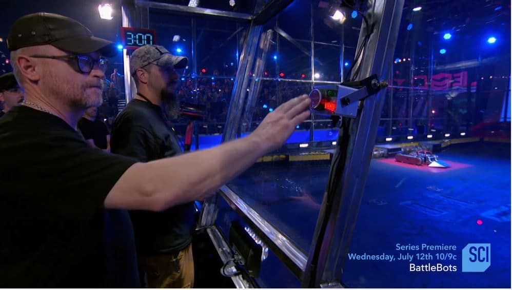 battle team - Exclusive first look as BattleBots arrives on Science Channel