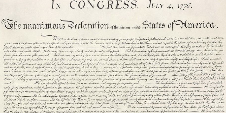 The Words That Built America looks at the documents written by the Founding Fathers