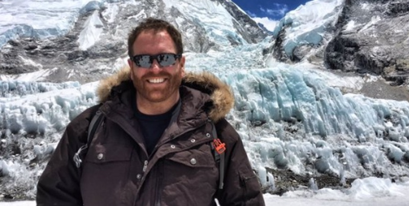 Josh Gates in the mountains. Expedition Unknown Top ten moments