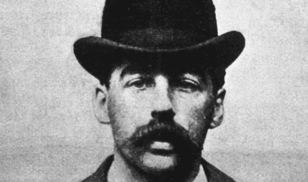 H.H. Holmes was Jack the Ripper