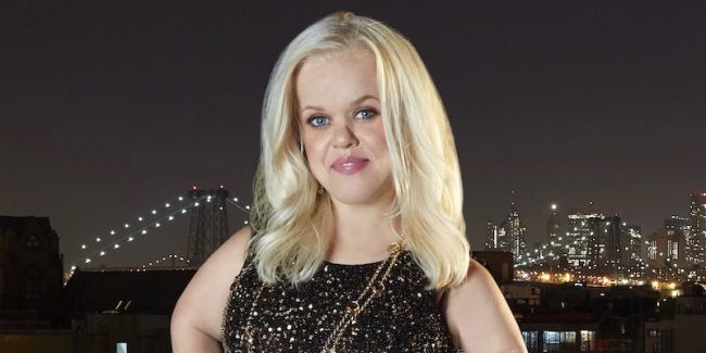 Little Women star Lila Call posing for a promotional photo