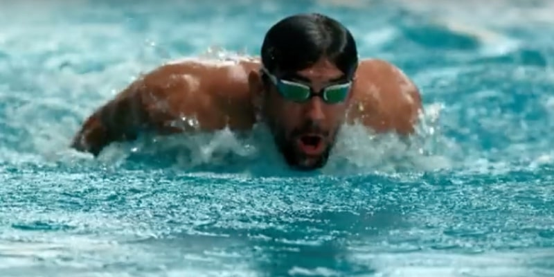 Could Michael Phelps really be faster than a great white shark?