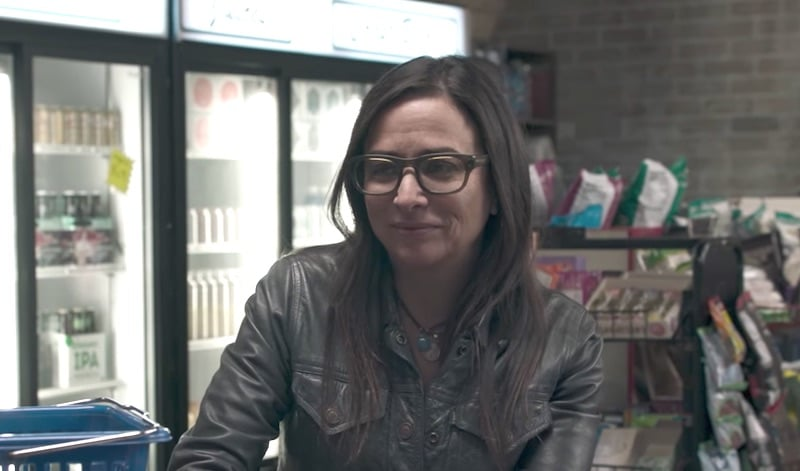 Cashier fails to feel force of Pamela Adlon's wit as she channels Darth Vader in Better Things Season 2 clip