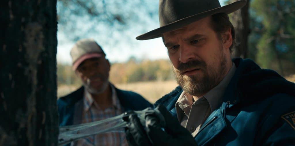 David Harbour as Jim Hopper