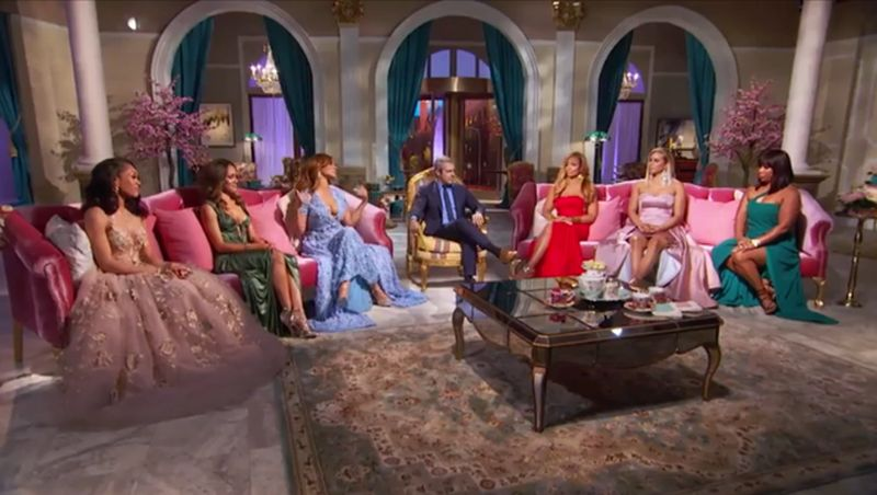 The Real Housewives of Potomac Reunion Part 1 recap: The Karen denies having a boob job edition