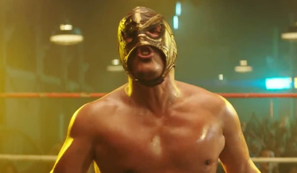 Wrestler Gustavo