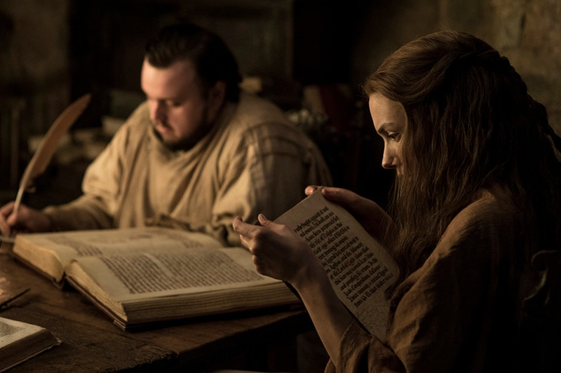 Game of Thrones: What Gilly found out about Jon Snow's parents has people freaking out