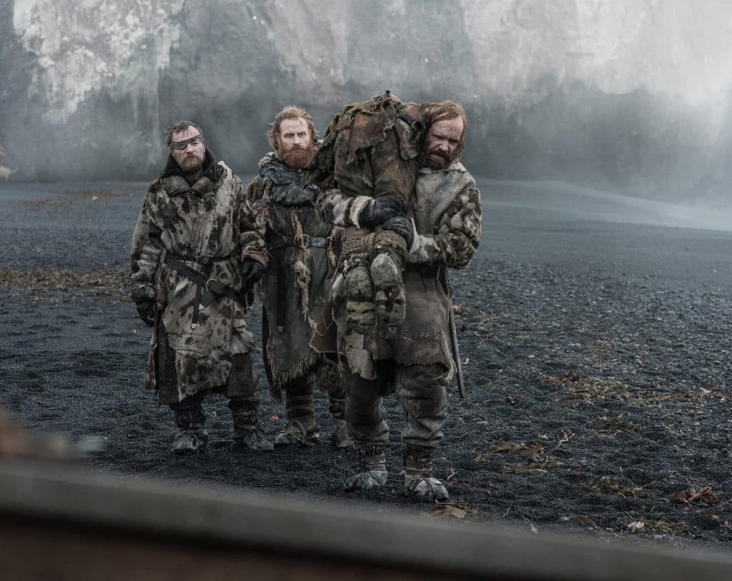 North of The Wall teamwork, and The Hound becoming even more empathetic