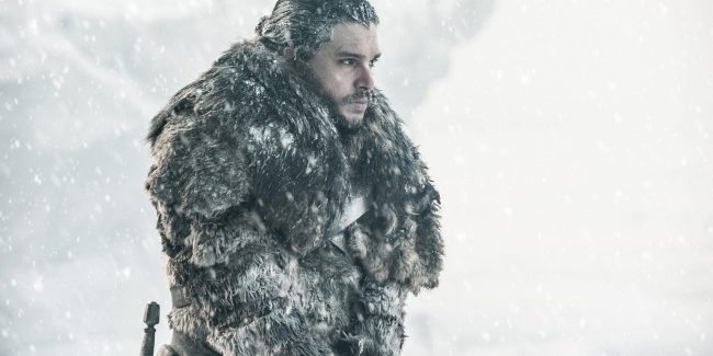 Jon Snow in Game of Thrones: Beyond the Wall