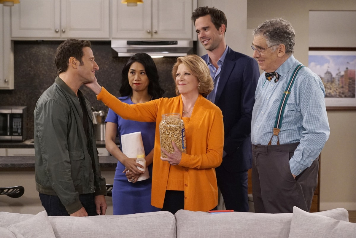 9JKL is Mark Feuerstein's real-life family sitcom come to life