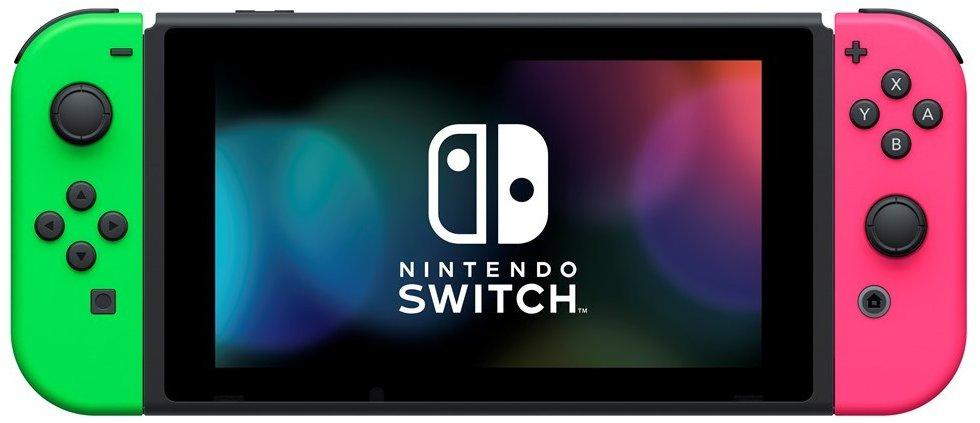 Switch Splatoon2 hardware - Nintendo Switch Splatoon 2 bundle coming exclusively to Walmart