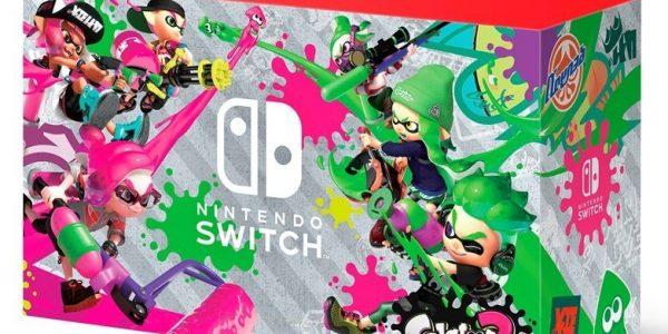 Nintendo Switch Splatoon 2 bundle coming exclusively to Walmart