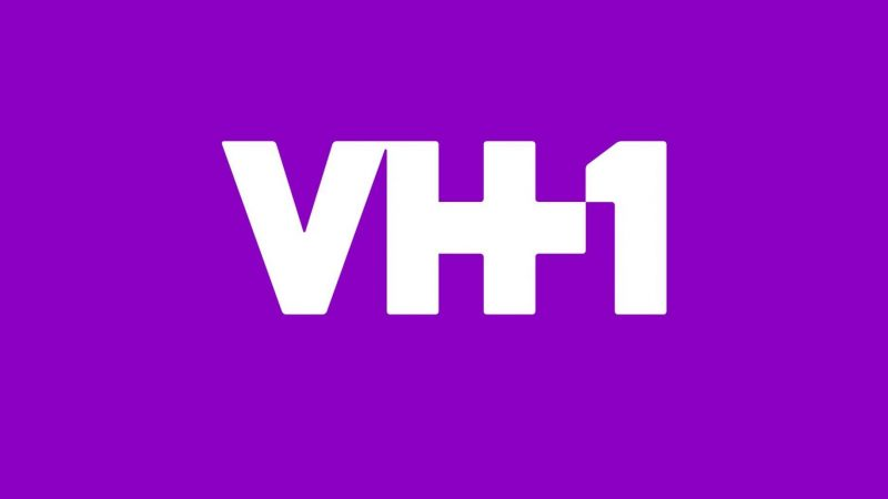 The logo for the VH1 channel who released the cast list for Love and Hip Hop Miami
