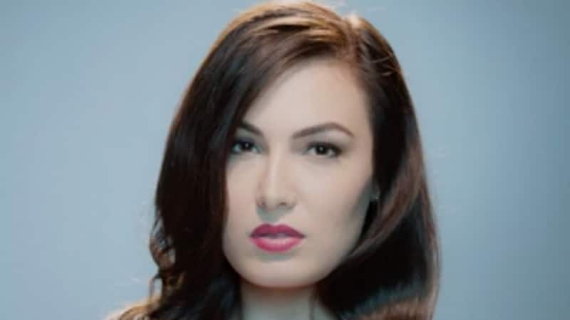 Arissa, daughter of Kelly Le Brock