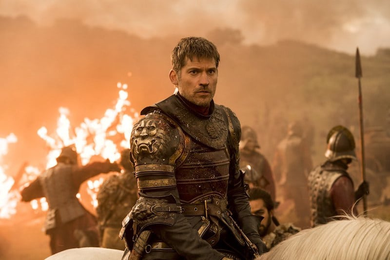 Will Jamie Lannister be alive and made prisoner, again, on Game of Thrones?