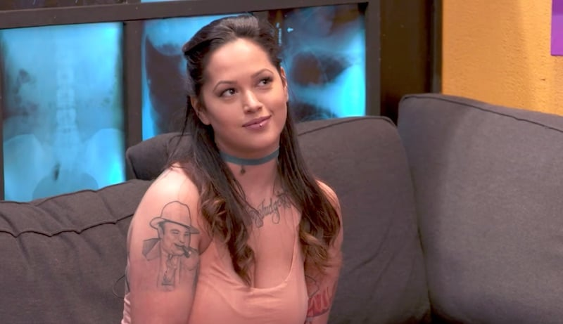 Liliana Barrios on Black Ink Crew: Chicago