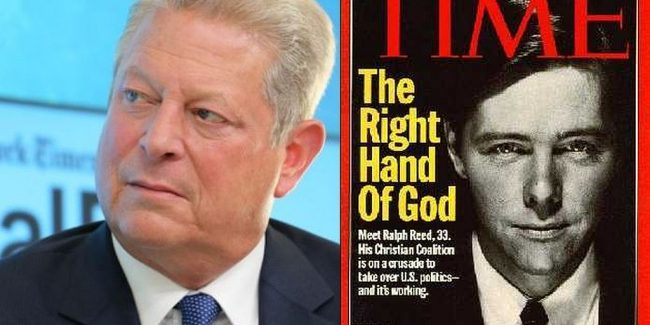 Real Time with Bill Maher returns with Al Gore and Ralph Reed, Jr.