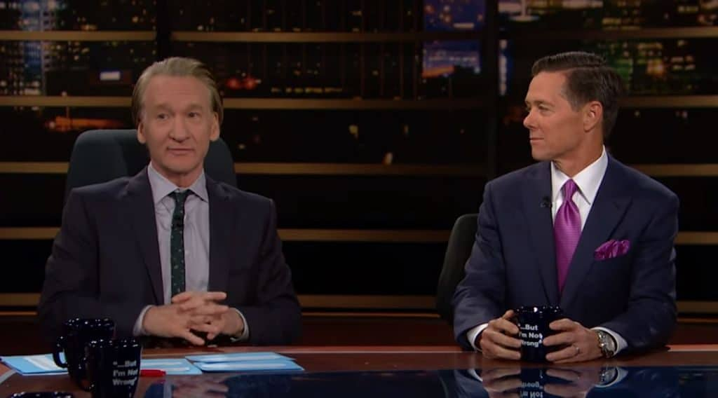 Bill Maher, Ralph Reed, Jr.