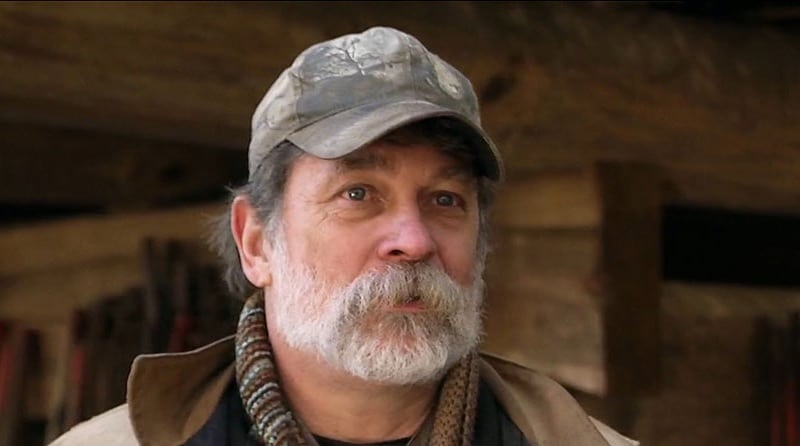 Preston Roberts on Mountain Men