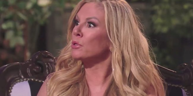 Ramona on The Real Housewives of New York City reunion