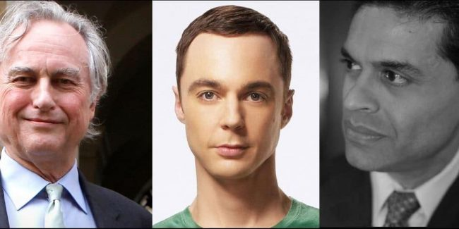 Jim Parsons, Richard Dawkins and Fareed Zakaria on Real Time with Bill Maher