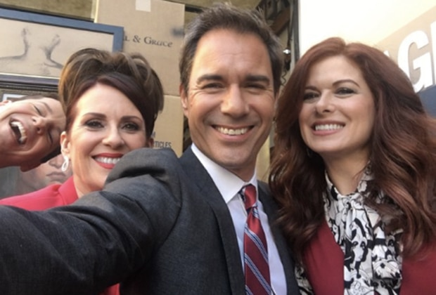 Will & Grace team say reboot will reset the rules, with another season already announced