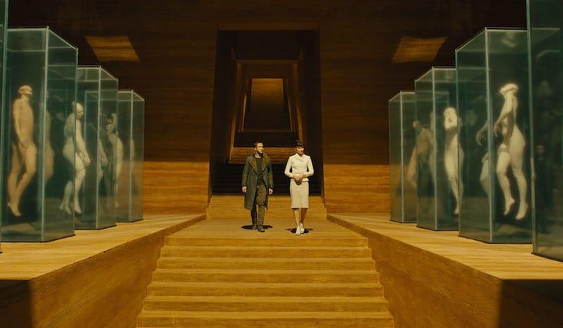 Blade Runner 2049 walk and talk
