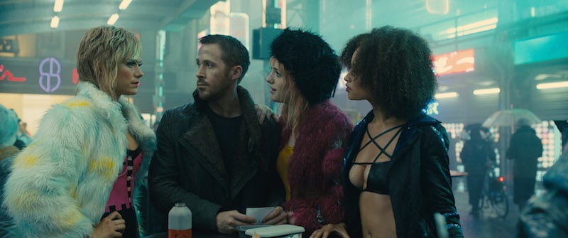 Ryan Gosling and the ladies