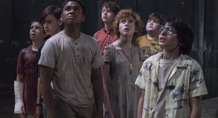 One scene from the new It movie made the young actors cry
