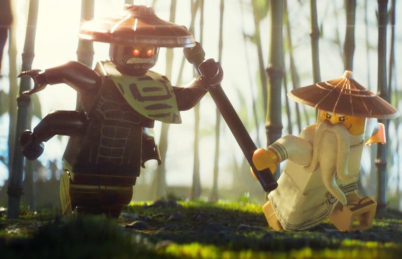 Master Wu - LEGO Ninjago Movie