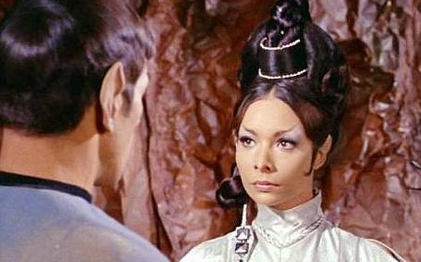 Spock and his wife
