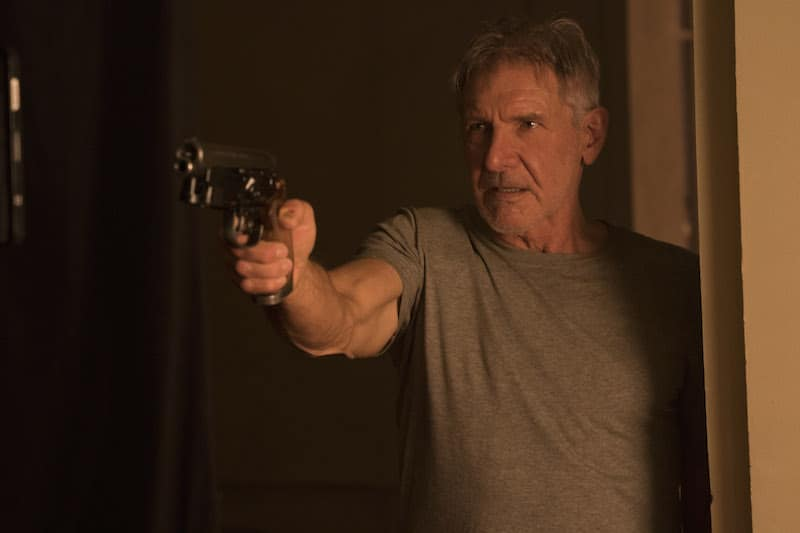 Harrison Ford - Rick Deckard
