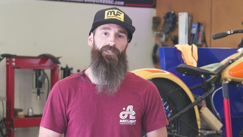 Aaron Kaufman on The Lowlife Show