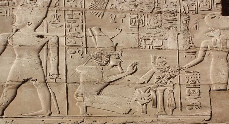 Ancient Aliens asks: Were the ancient Egyptians helped by extraterrestrials?