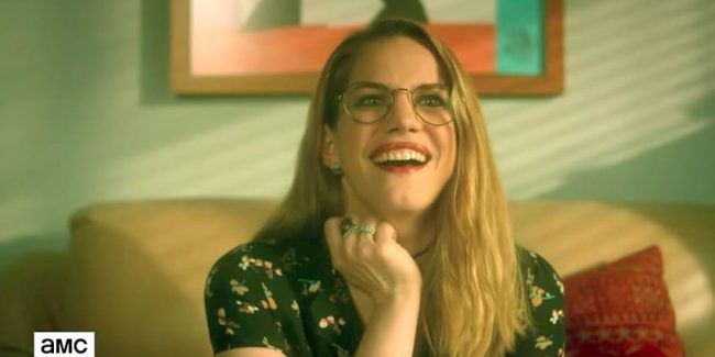 Anna Chlumsky as Dr. Katie Herman on Halt and Catch Fire