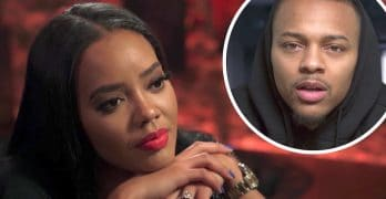 Angela Simmons on Growing Up Hip Hop and an inset of Bow Wow