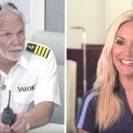 Captain Lee Rosbach and Kate Chastain on Below Deck Season 5