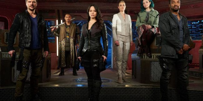 Dark Matter creators seek fan support to get show back on air with AMA and Tweetstorm